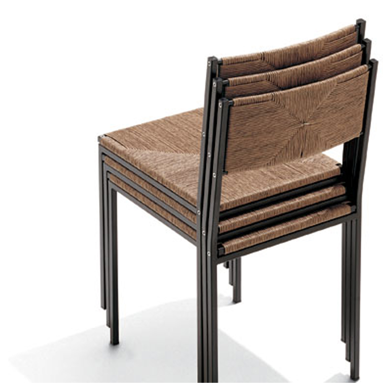 Paludis 4-Leg Stacking Chair