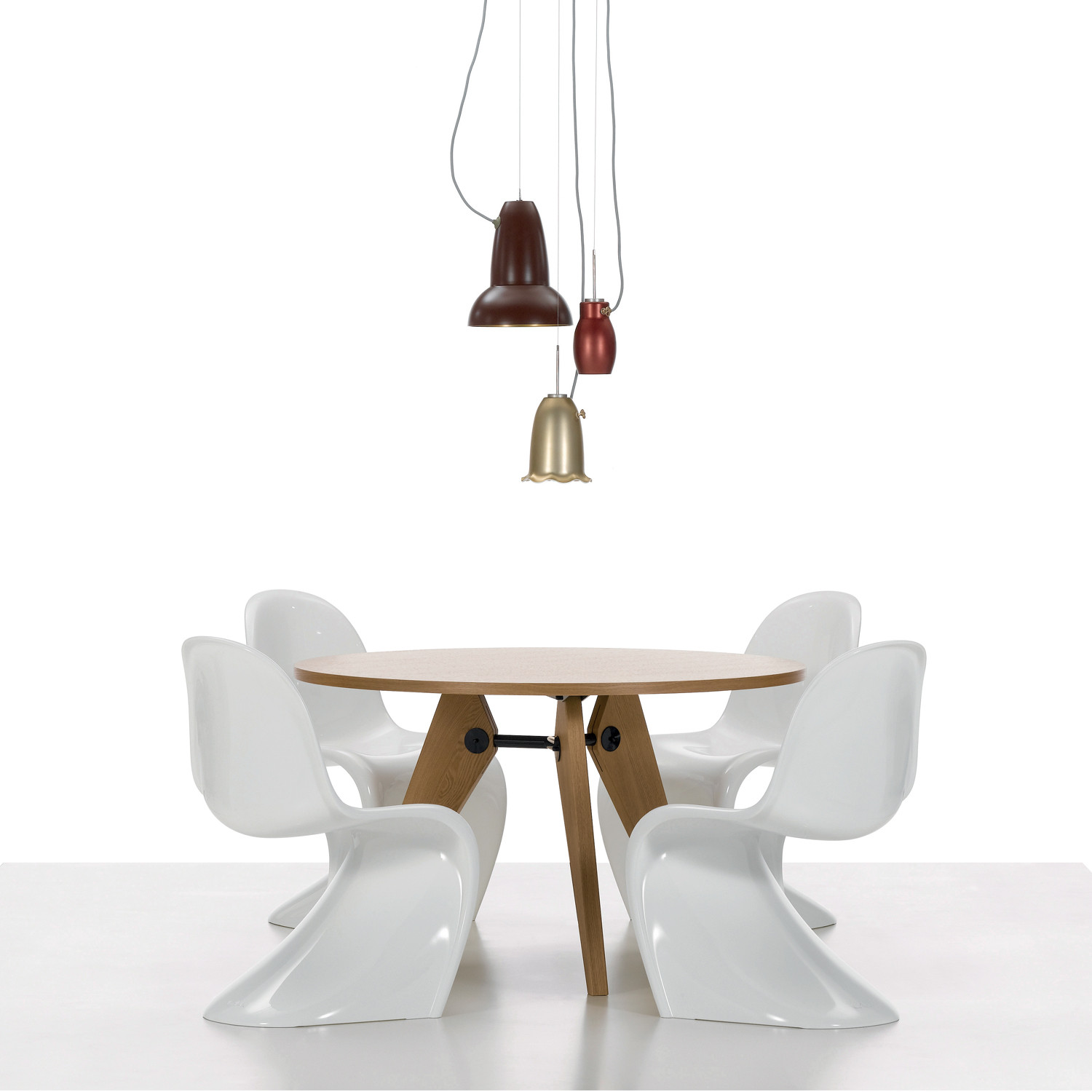 panton chair classic contemporary dining chairs apres furniture. Black Bedroom Furniture Sets. Home Design Ideas