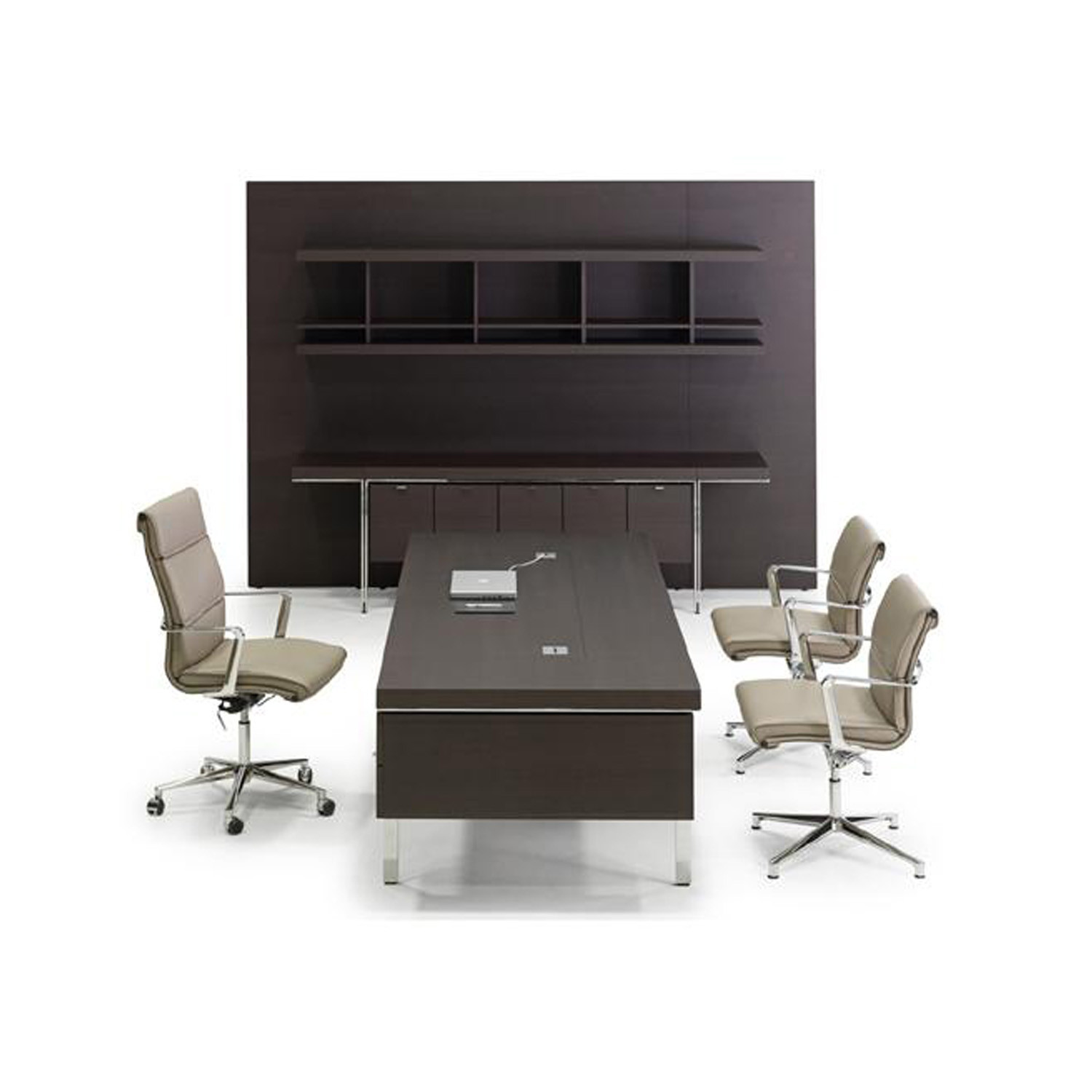 Parallel Executive Group Desk by ICF