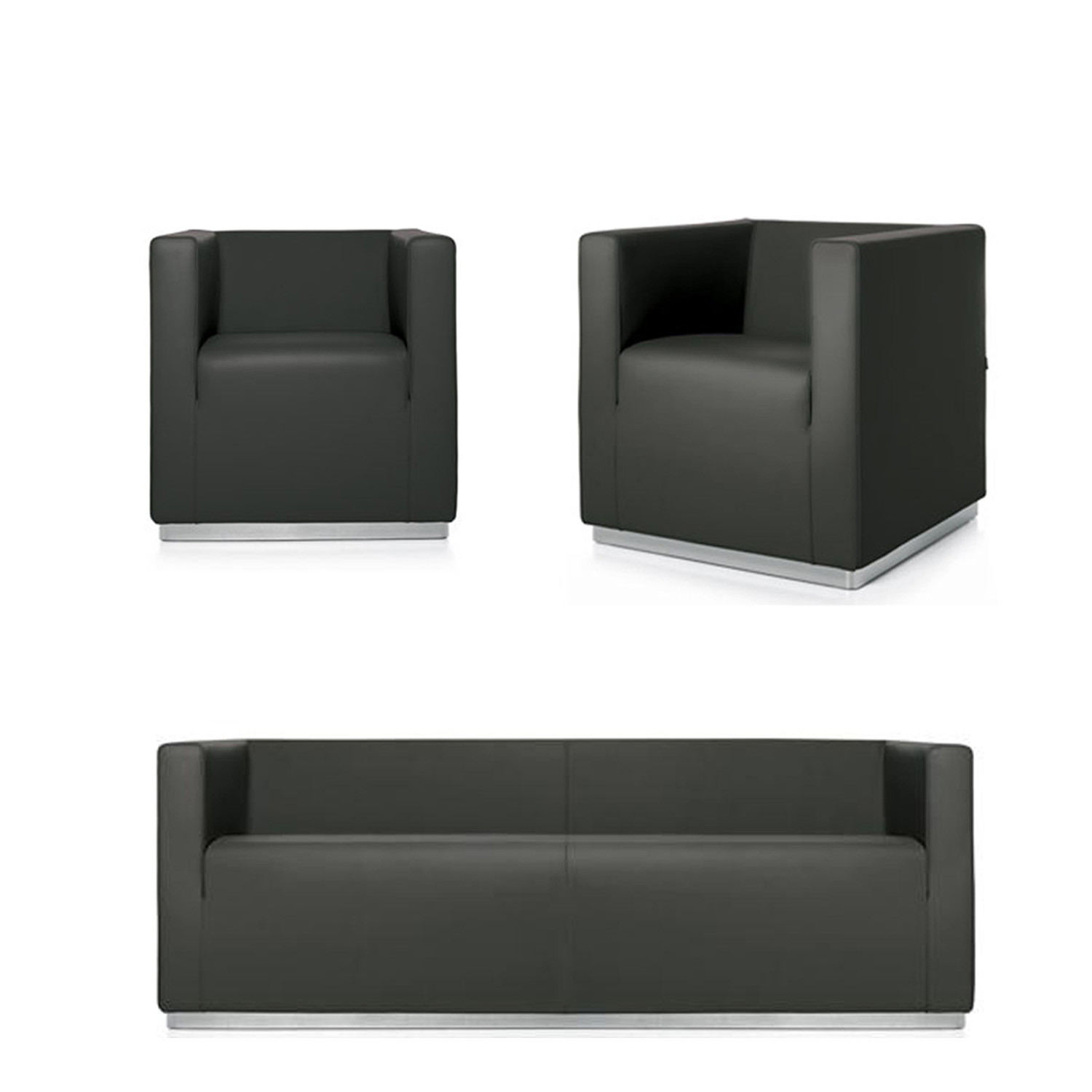 Park Sofa and Armchair