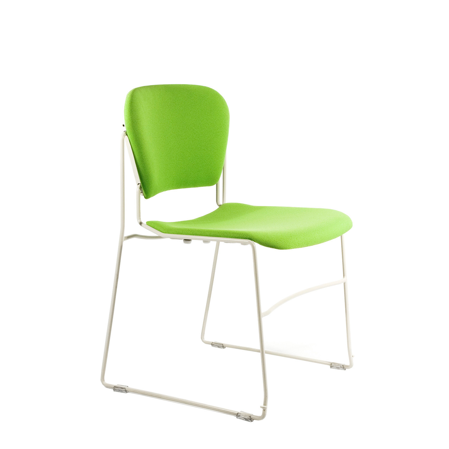 Perry Upholstered Cantilever Chair by KI