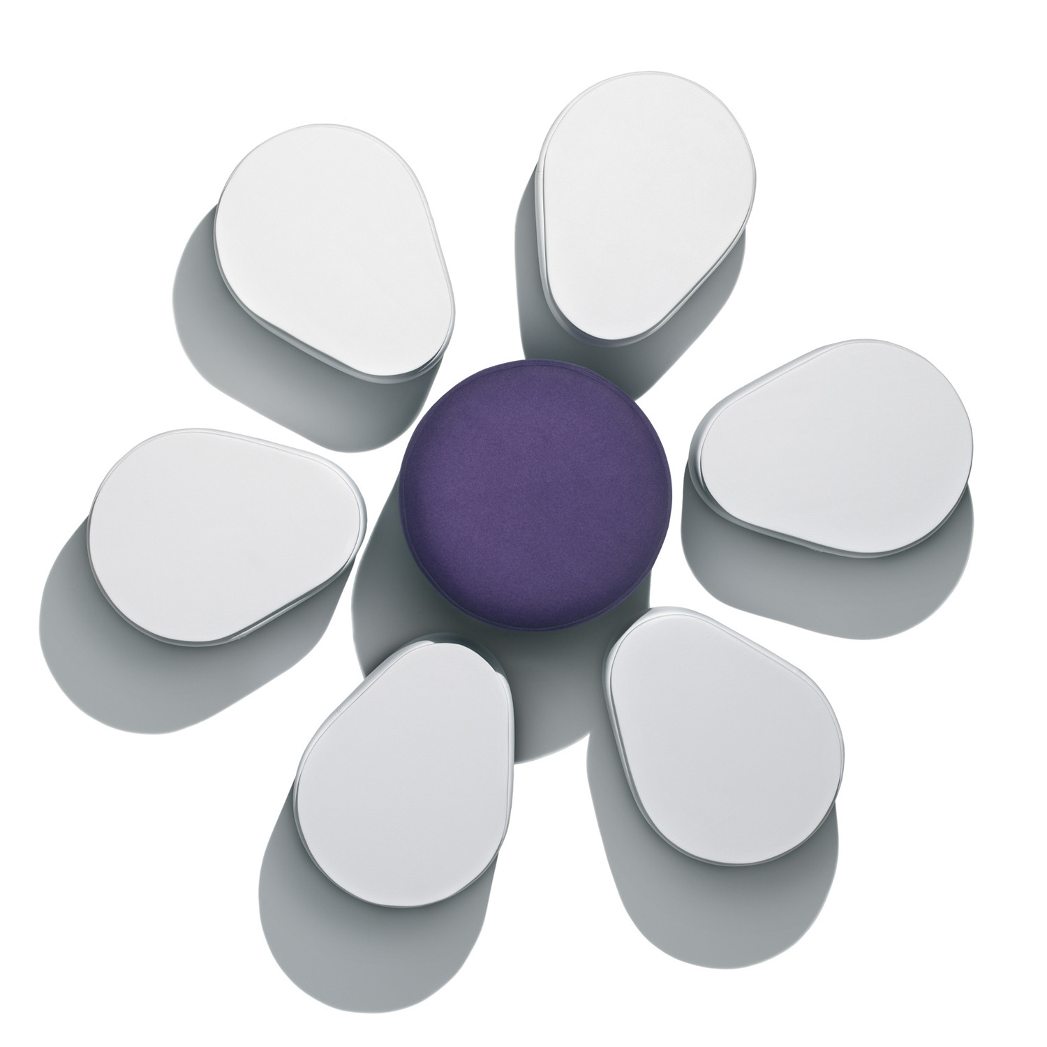 Petal Stools and Table