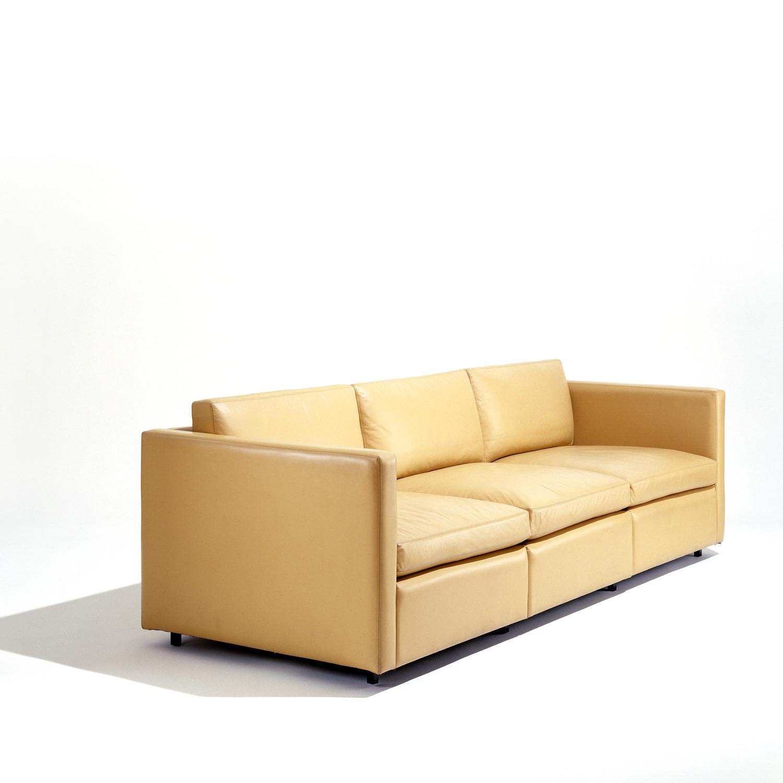 Pfister three-seat sofa