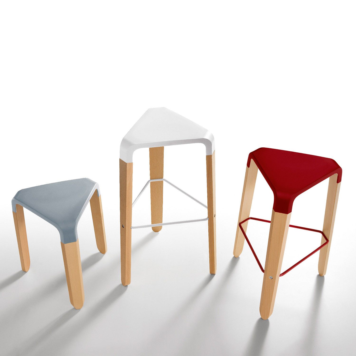 Picapau Stools by Connection