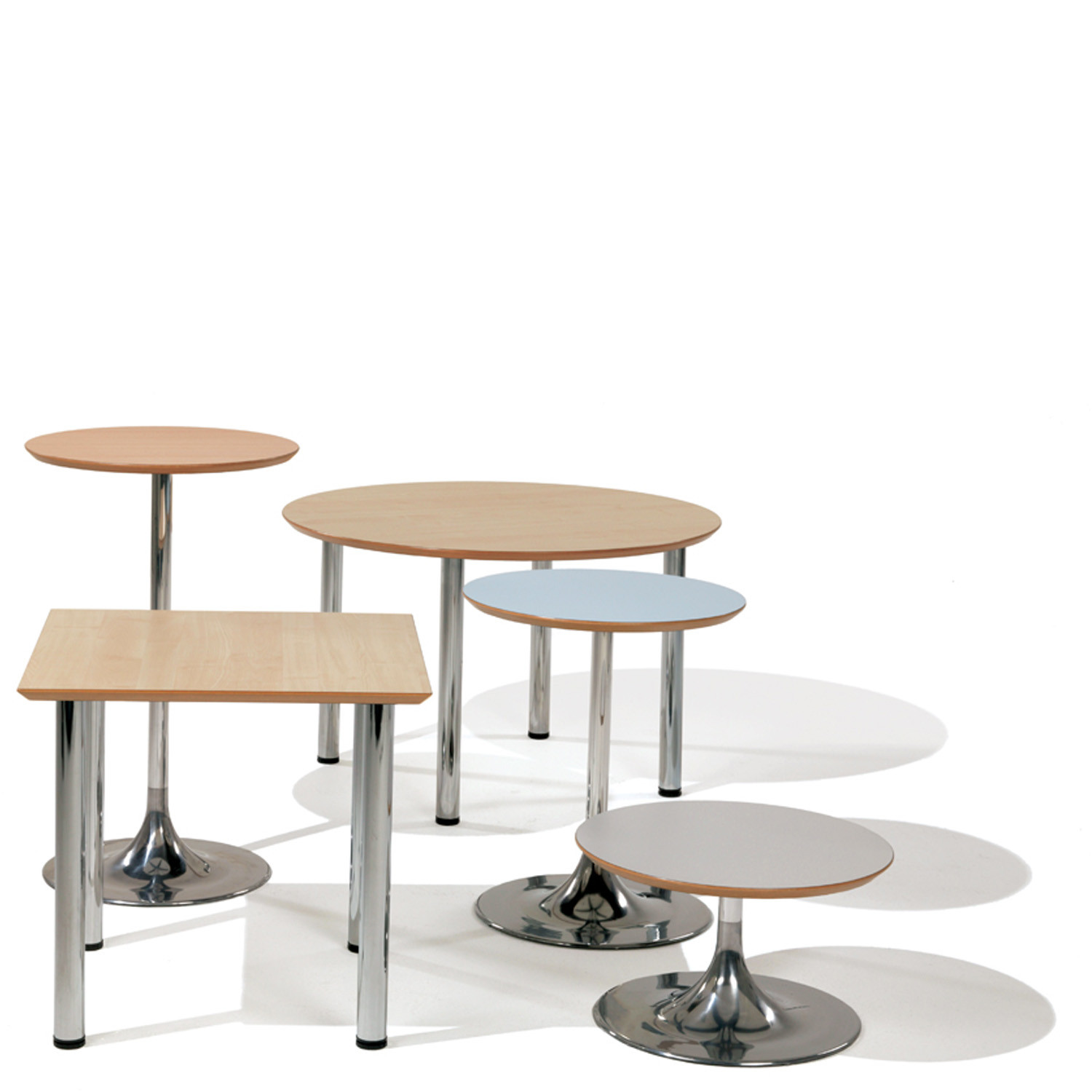 Platto Table Collection