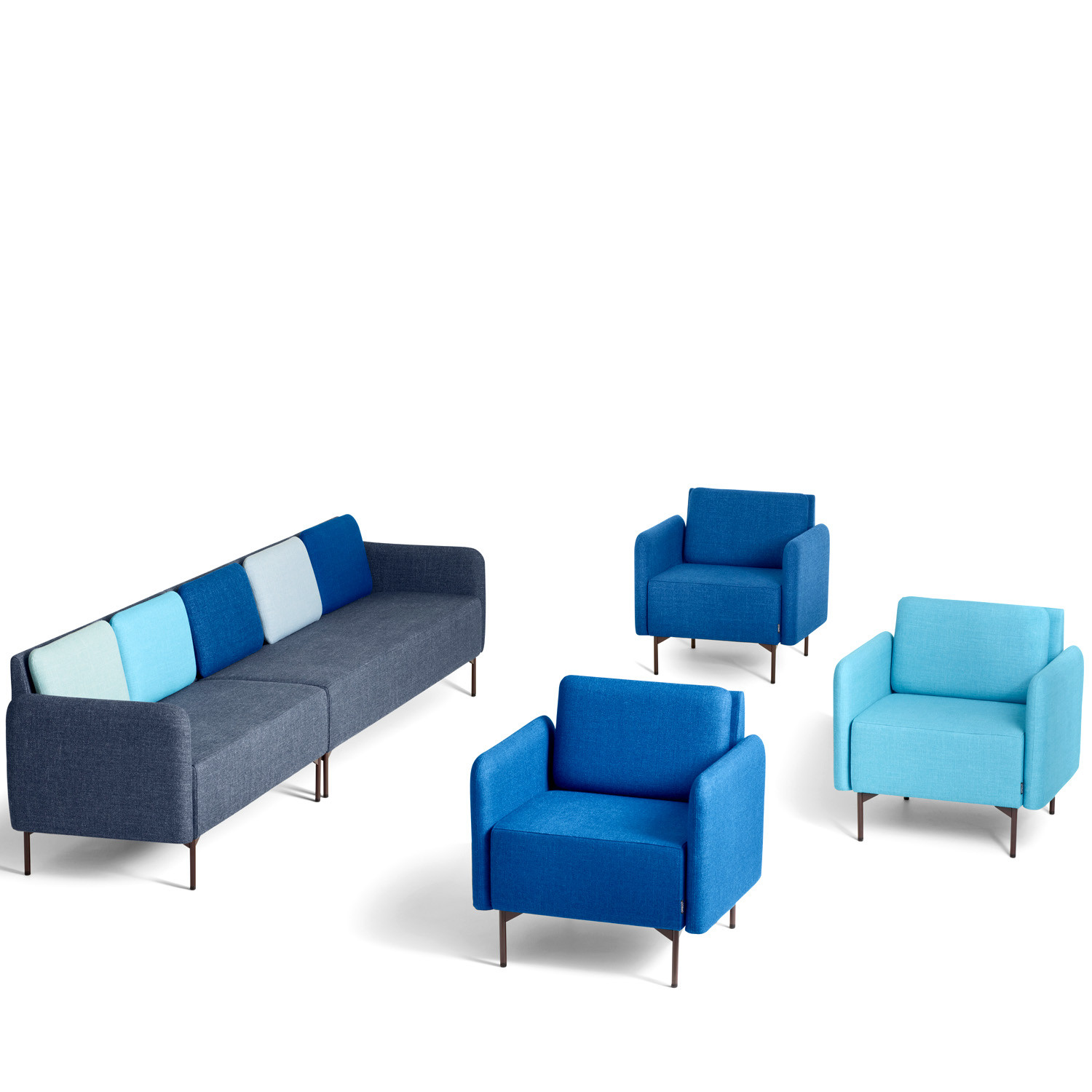Playback Modular Sofa Range