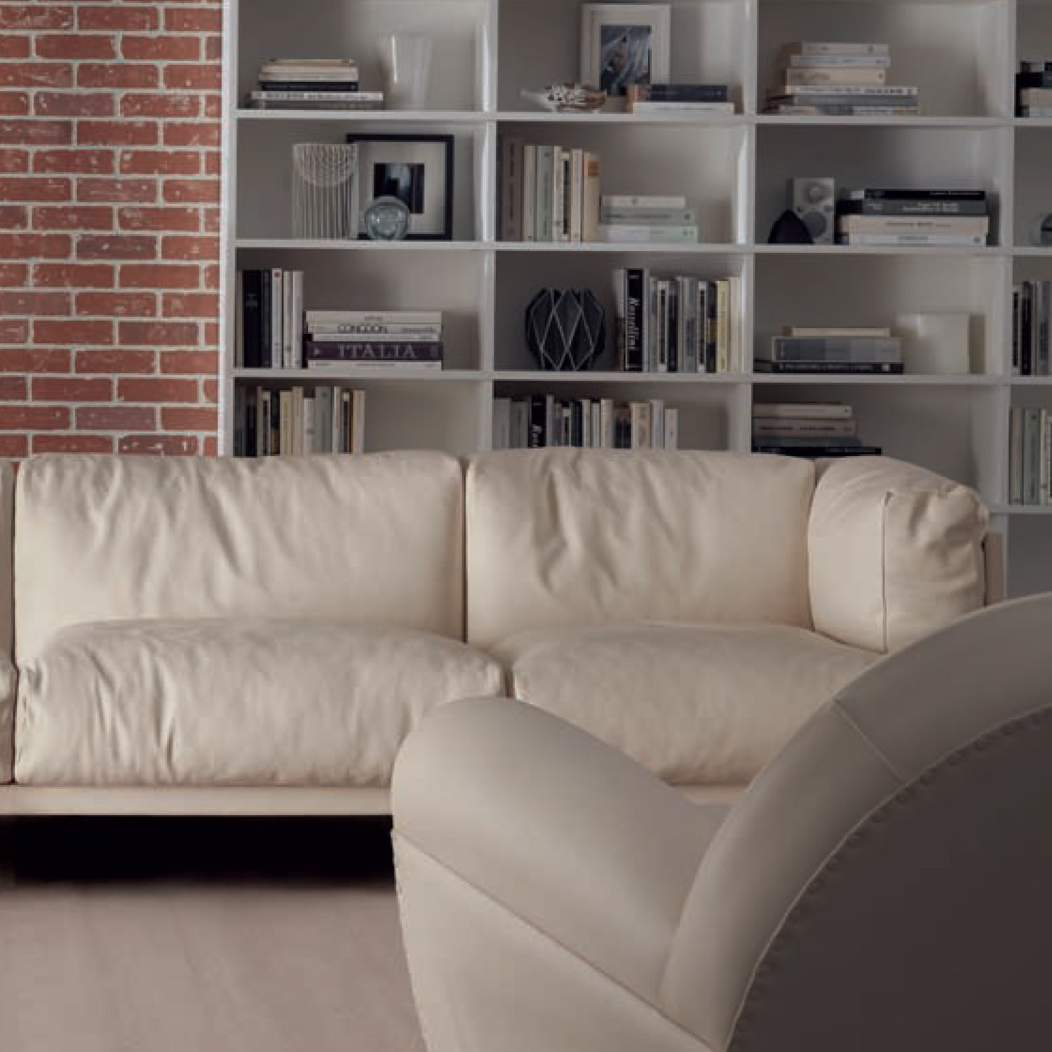 Polo Sofa and Armchair