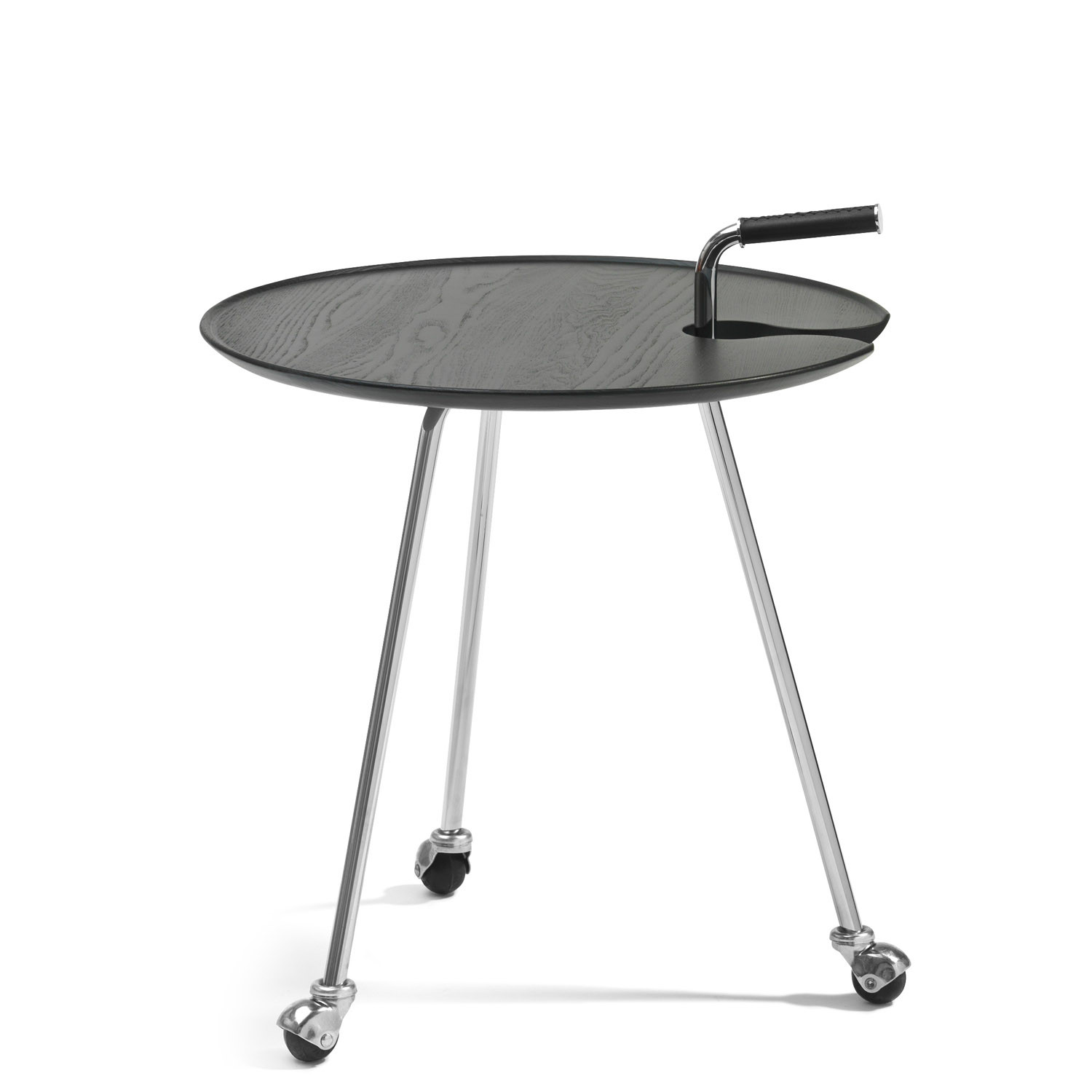 Pond L841 Table Trolley in Black