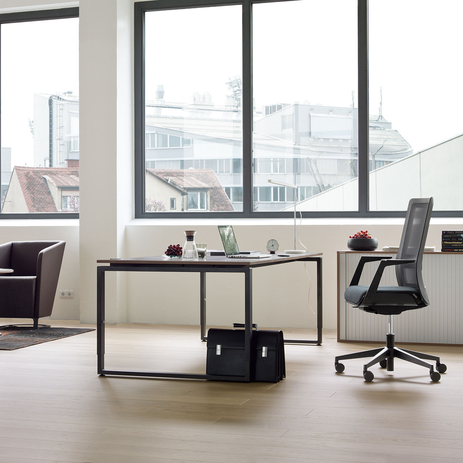 Pure Vienna Desk by Wiesner Hager