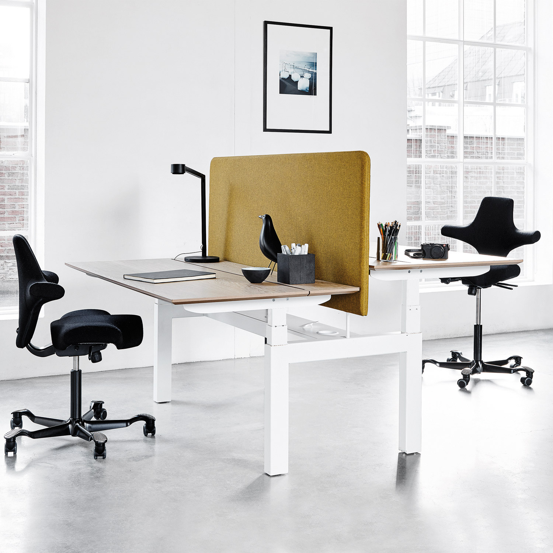 Q40 Sit Stand Desk Holmris Q40 Bench Desk Apres Furniture