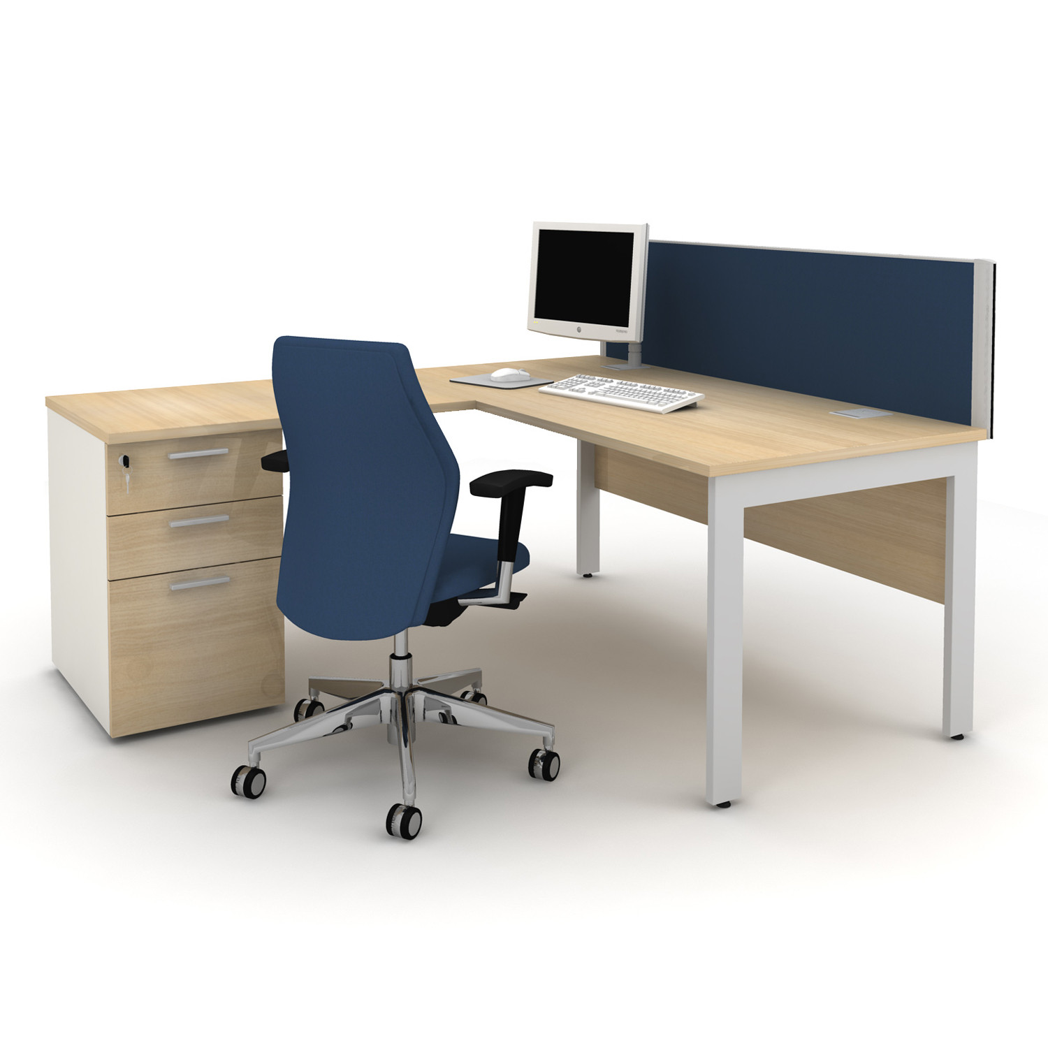 office desking. Qore Office Work Desk Desking