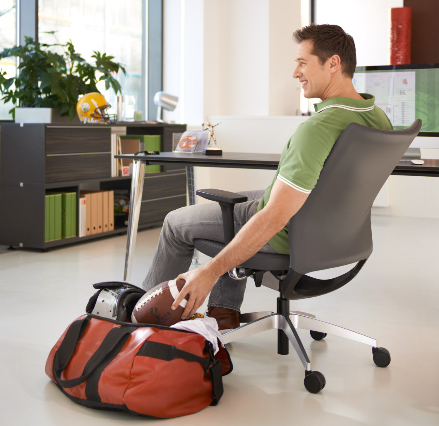 Sedus Quarterback Ergonomic Office Chairs