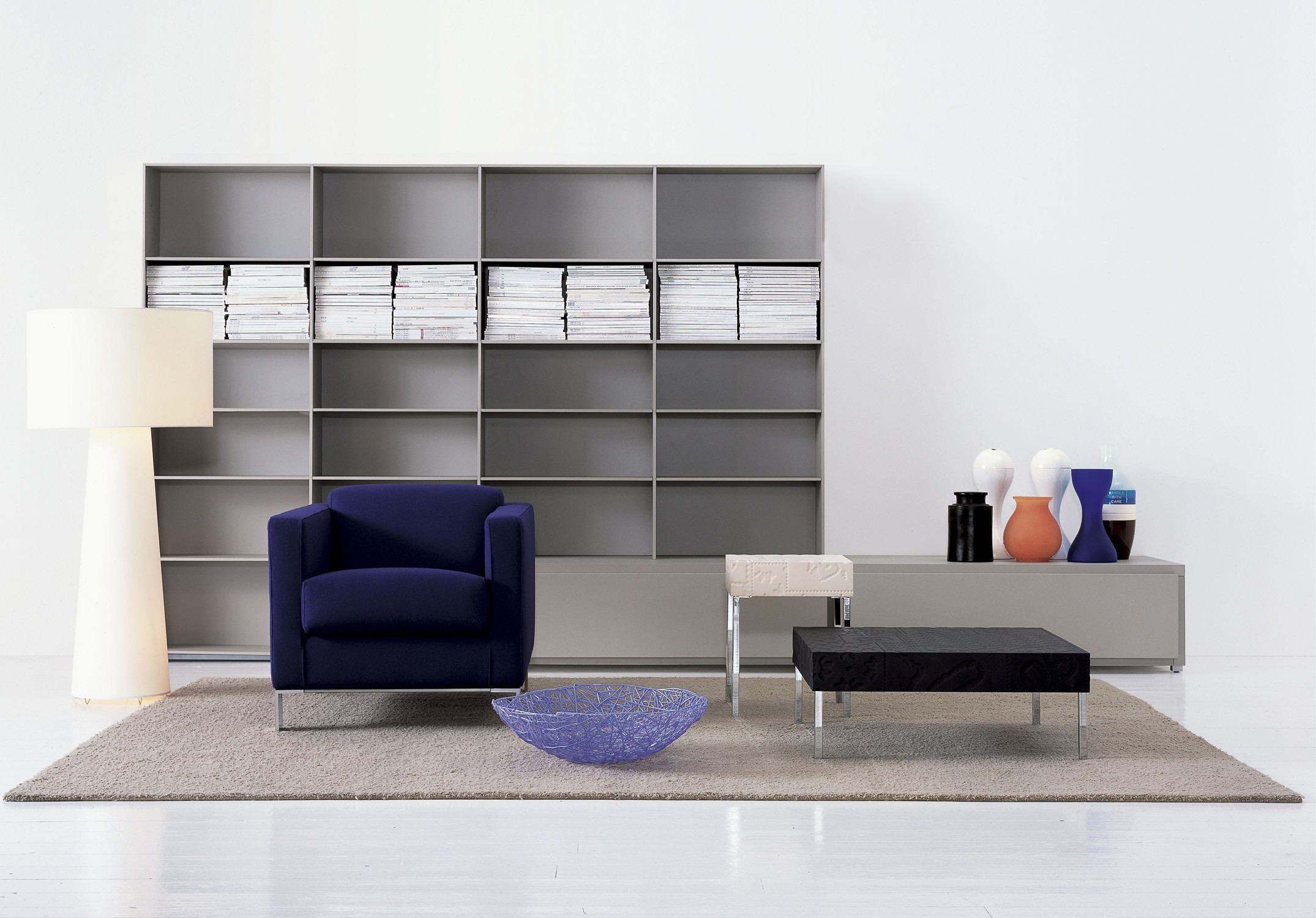 Quattro Bookcase by Cappellini