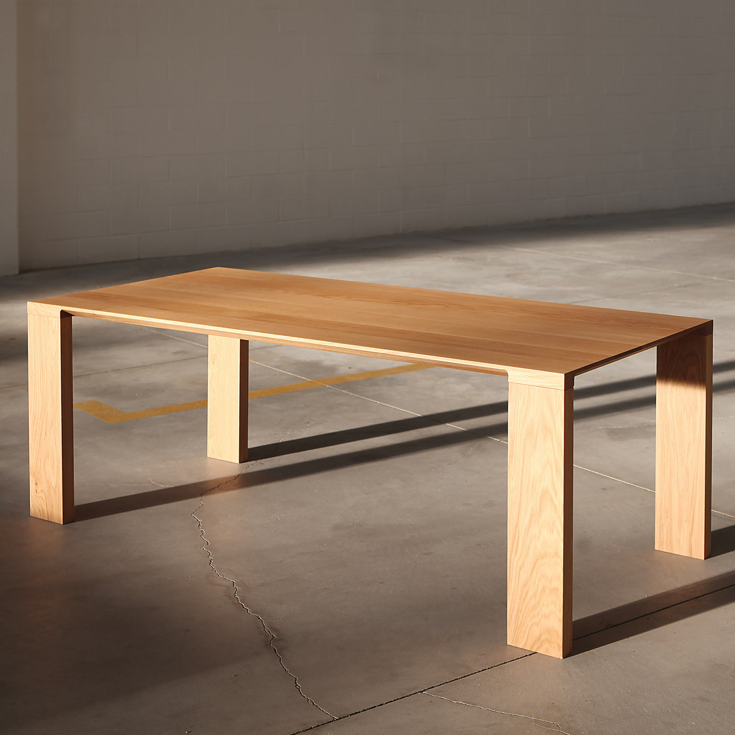 Radius Solid Wood Table