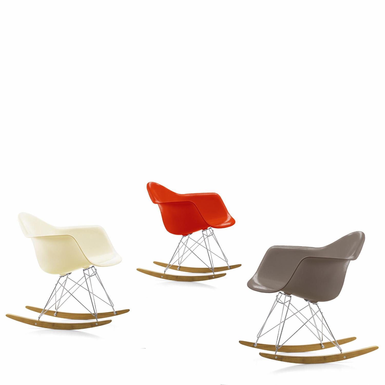 Eames Plastic  Armchairs RAR