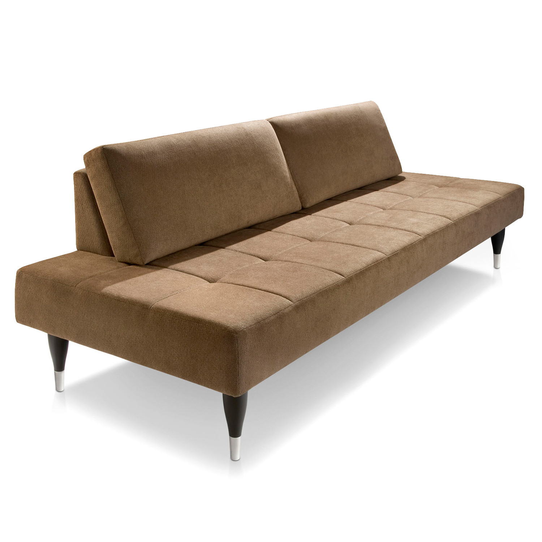 Salon reception sofas for Salon couch