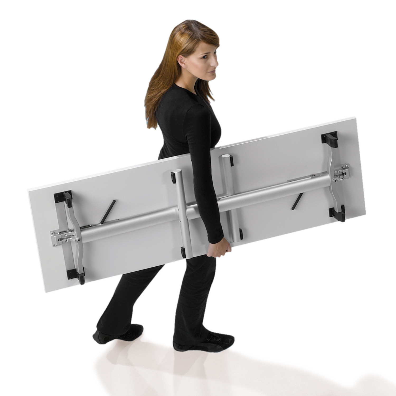Sleight UltraLight Table only weights 12 kg.