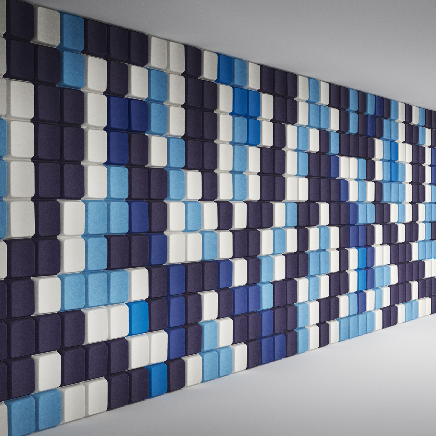 Soundwave Pix Wall Panels by Offecct