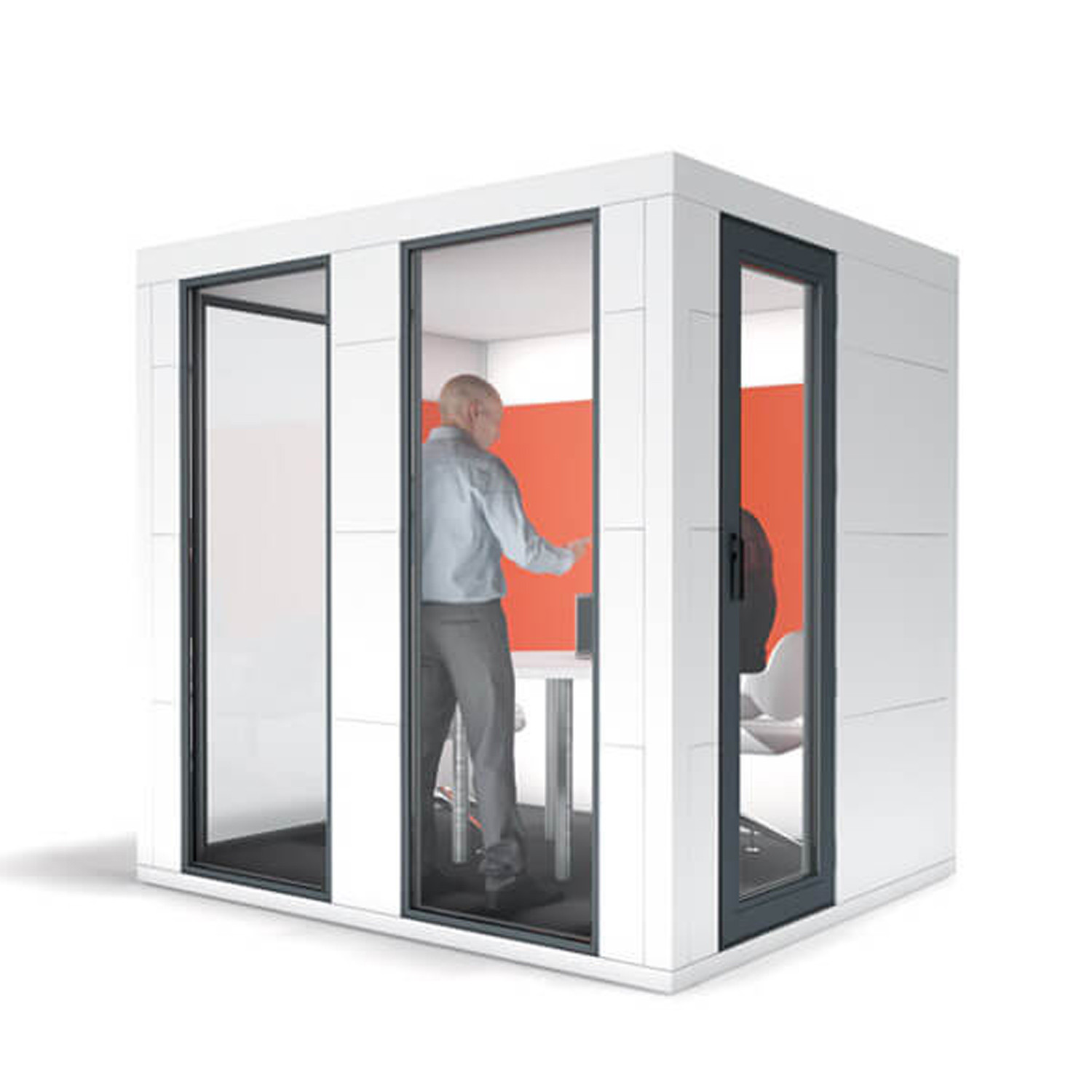 Pods Quote Spacio Bricks Meeting Pods  Soundproof Pods  Apres Furniture