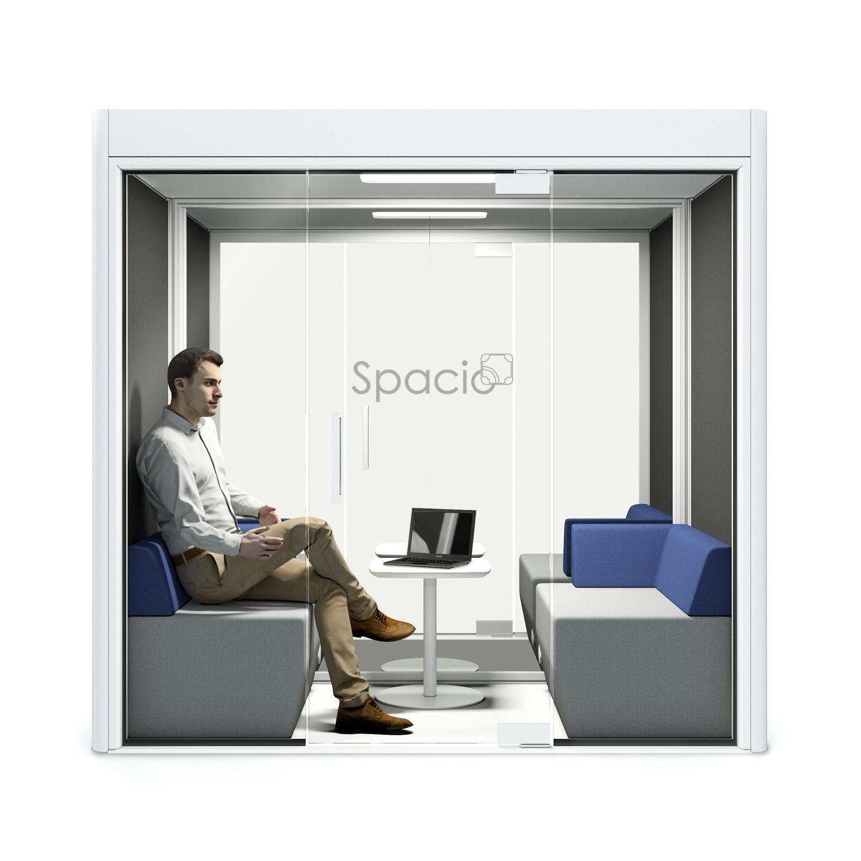 Spacio Double Lounge Pods