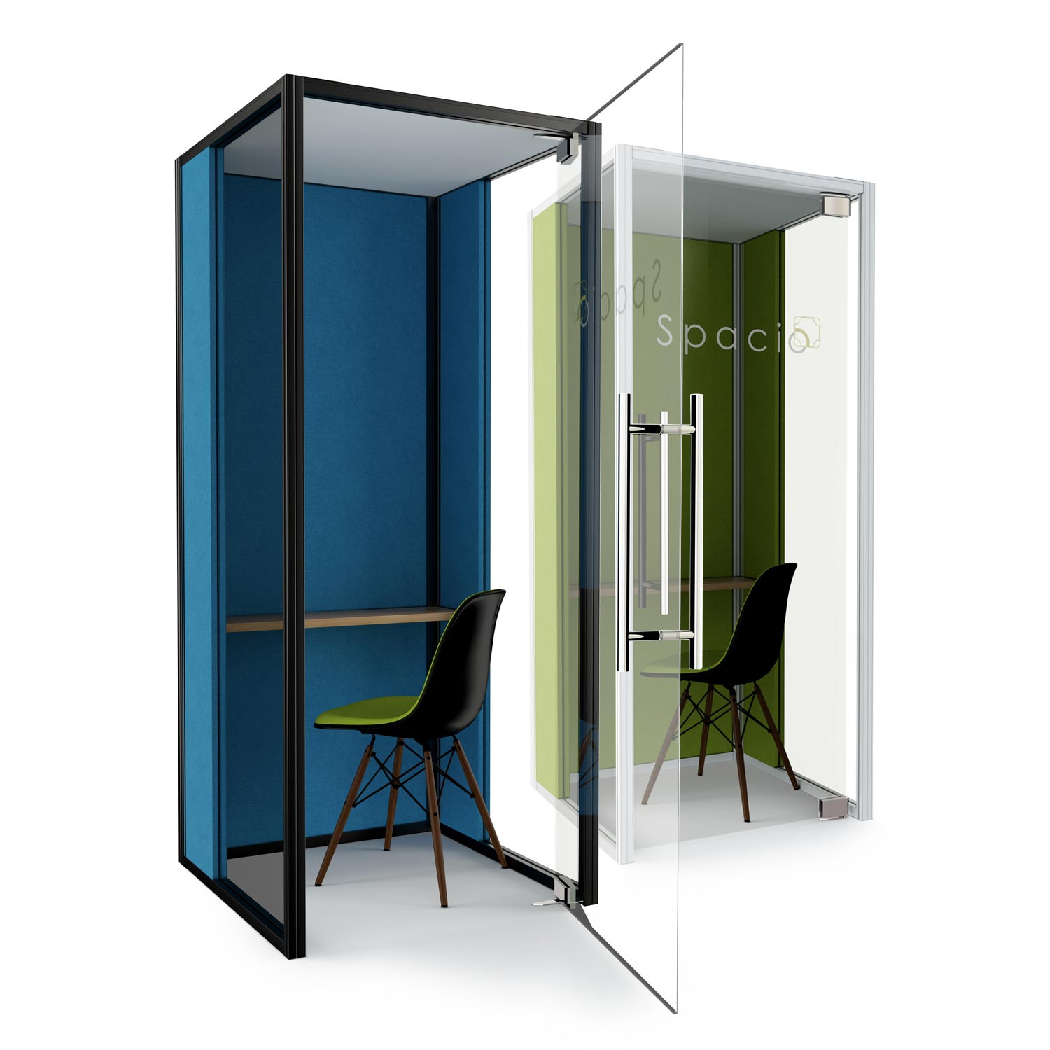Spacio Lite Phone Booth Office Phone Pod Apres Furniture