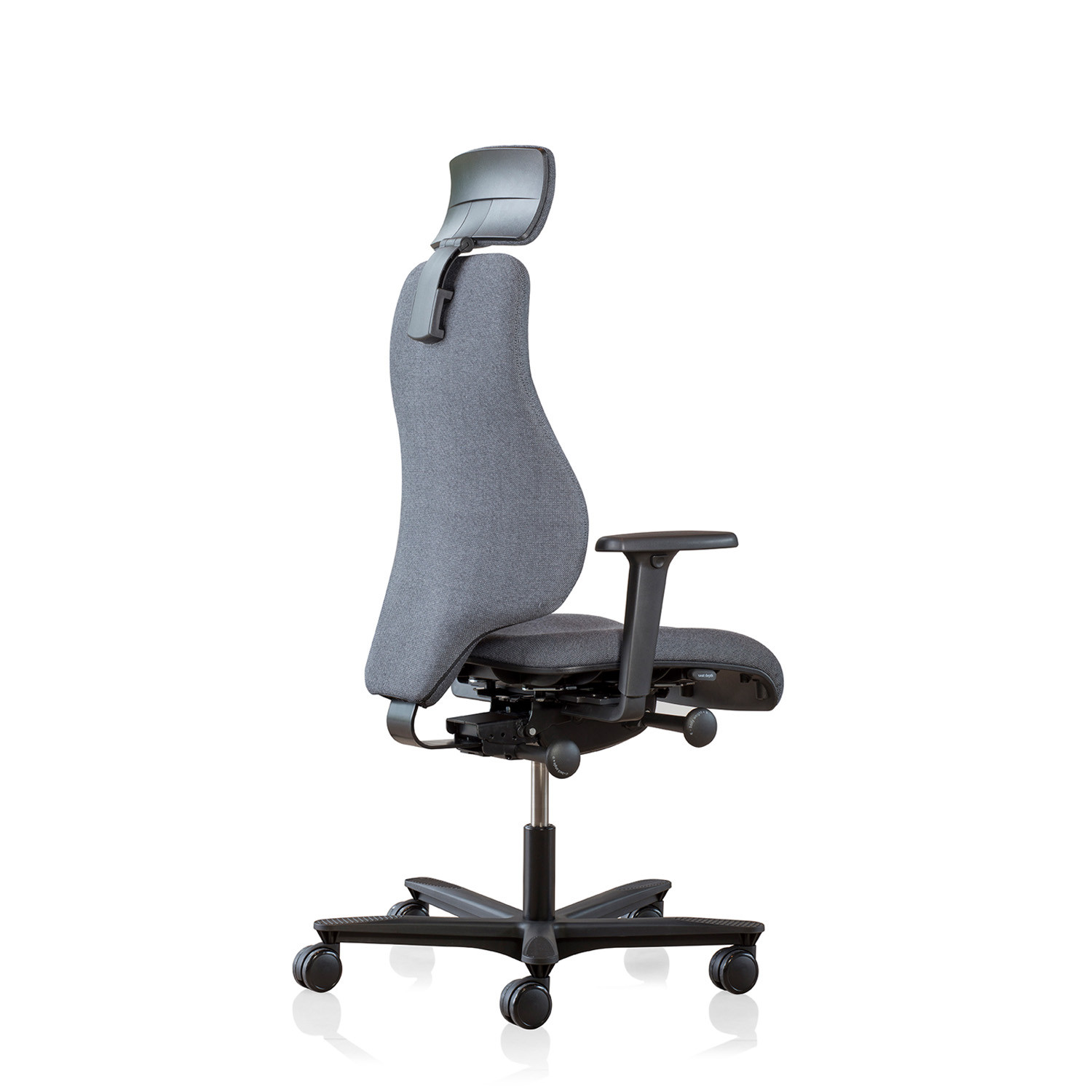 Spira+ Task Chair With Headrest