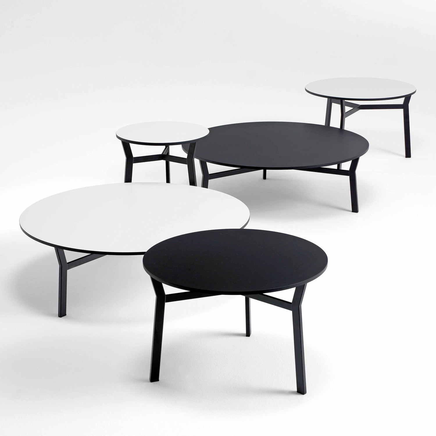Sputnik Low Tables