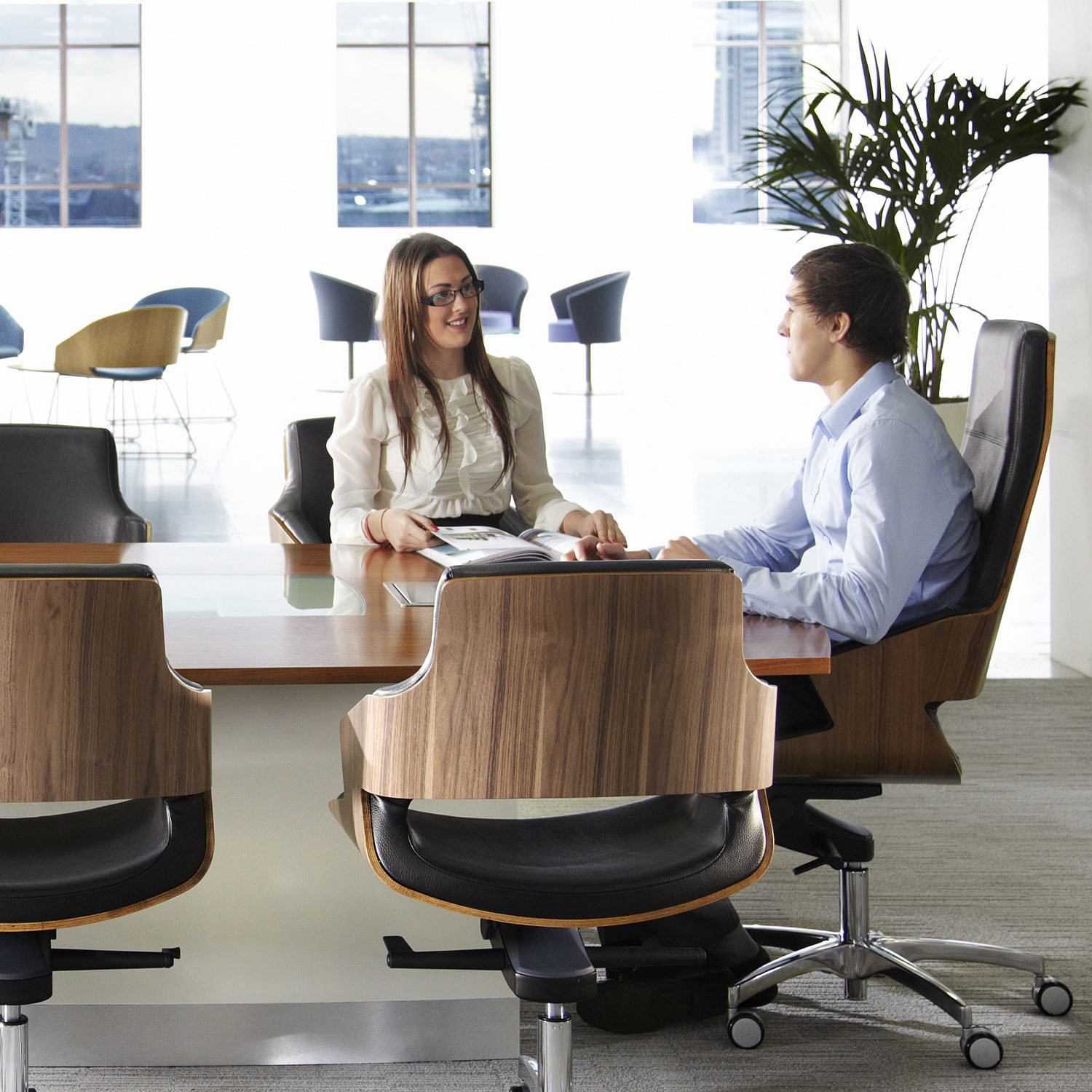 Stanley Executive Chairs By Connection