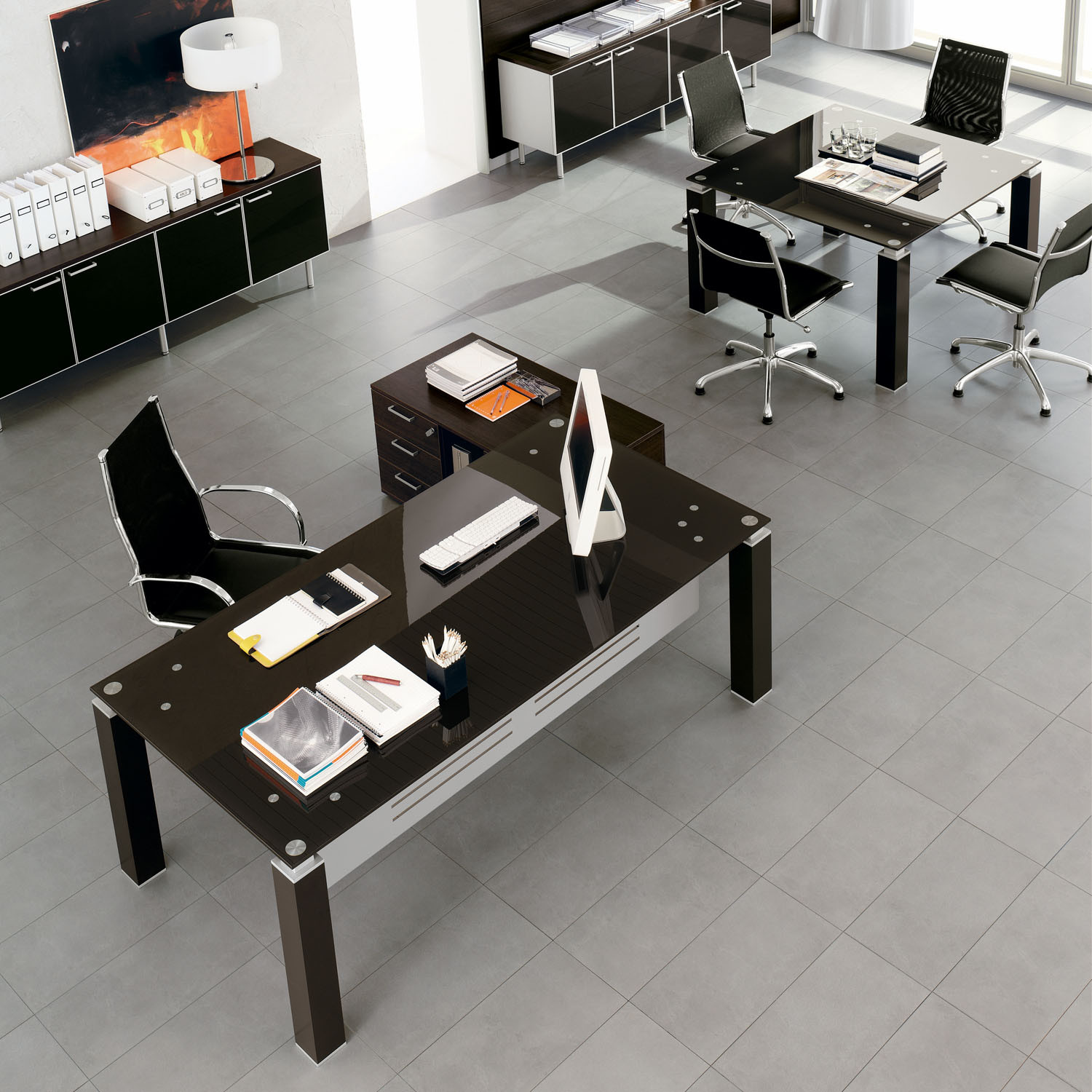 Sinetica Tao Executive Office Desks