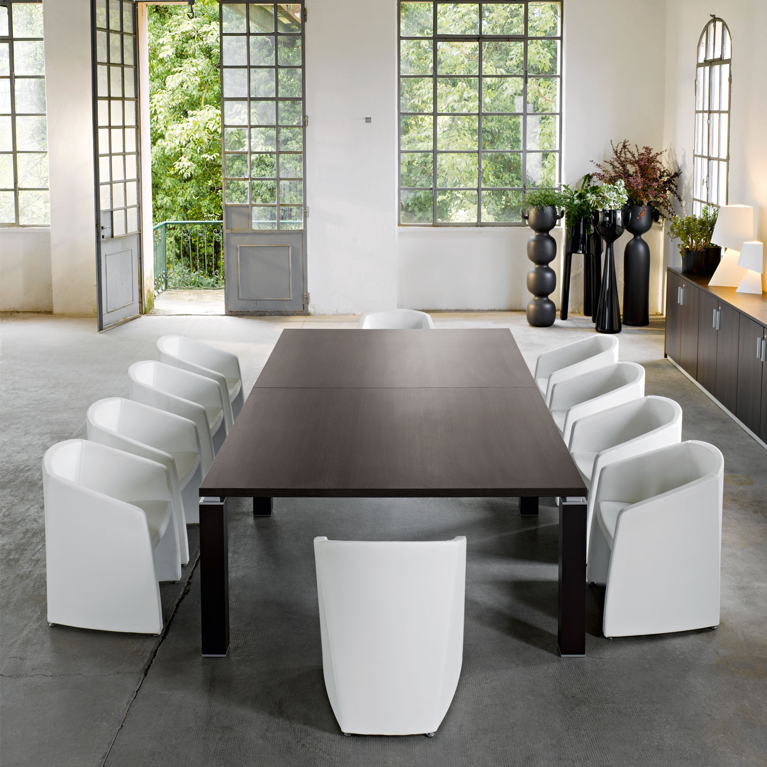 Tao Conference Tables by Sinetica