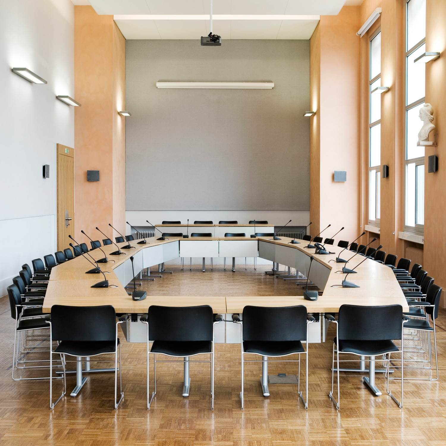 Tempest Conference Tables by Howe