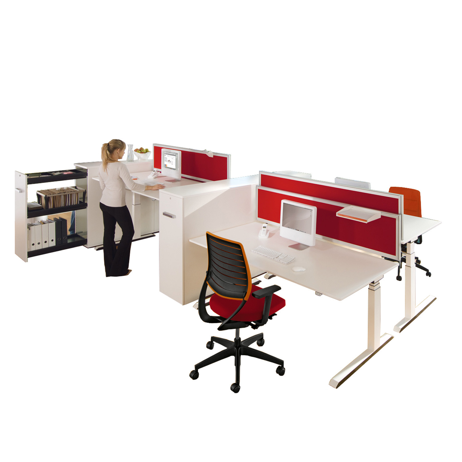 Temptation C Adjustable Desks