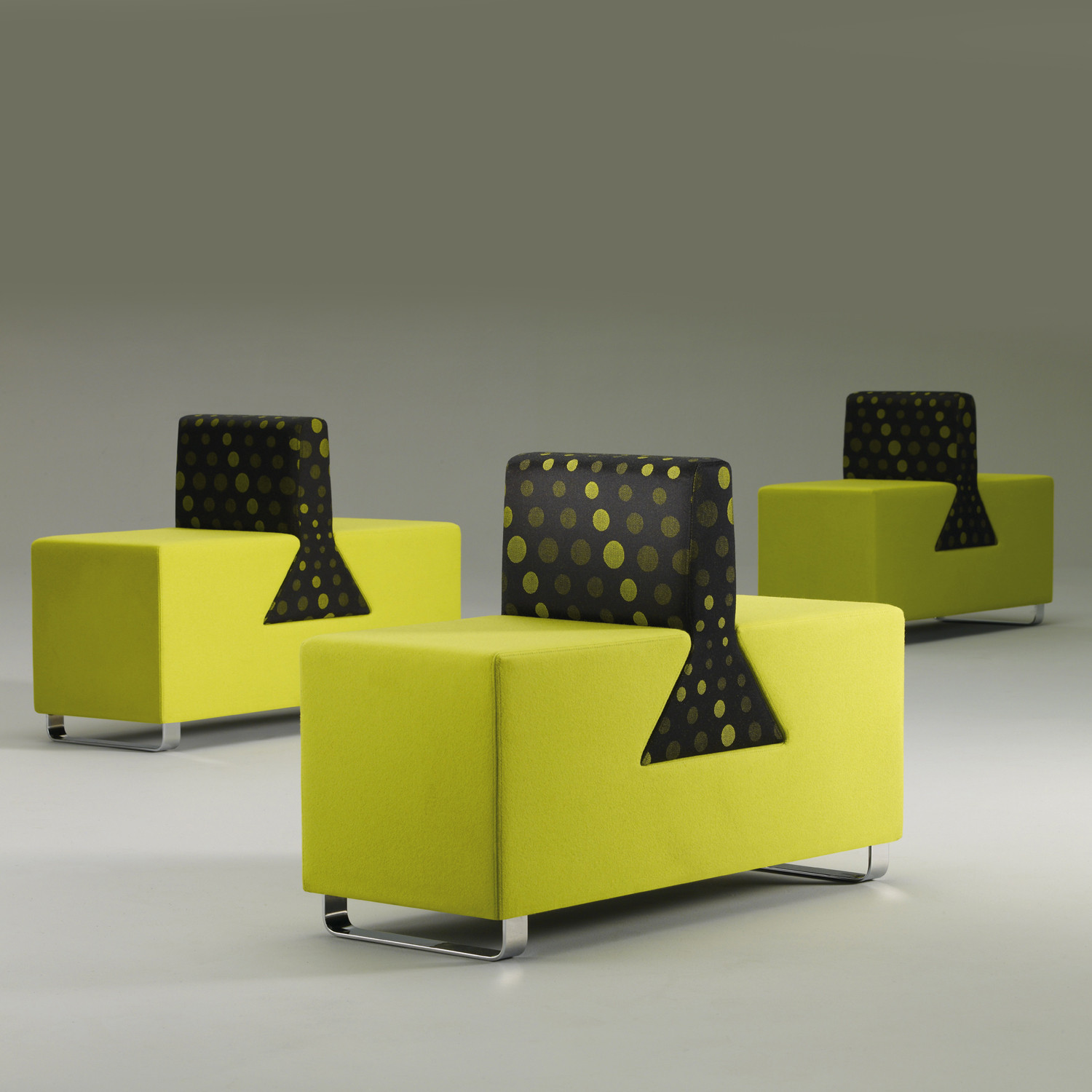 Time Reception Bench Seating
