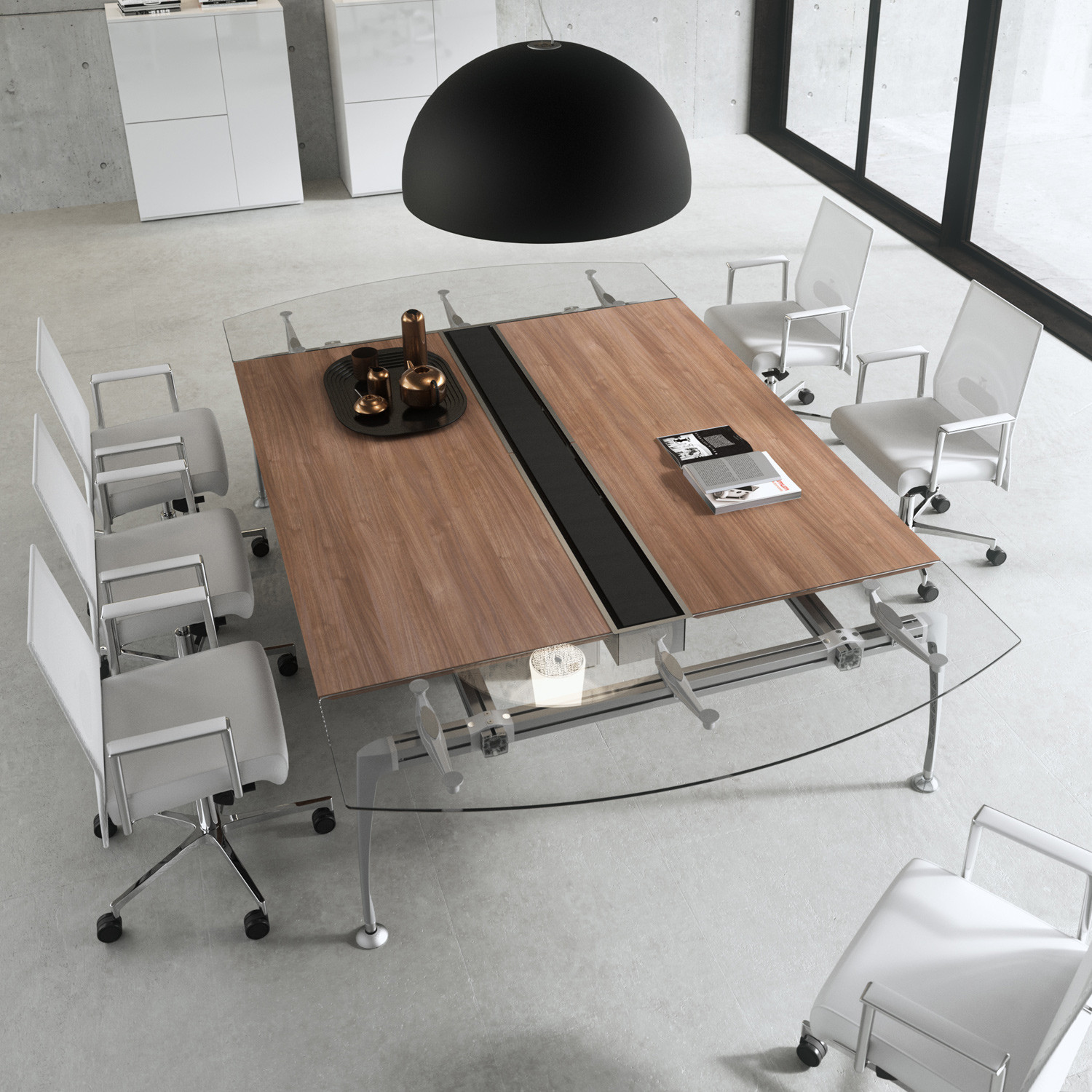 Tiper Combi Meeting Table