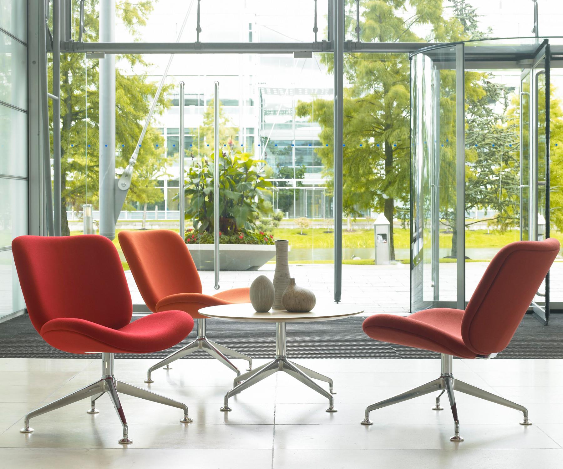 Track Lounge Orangebox Chairs