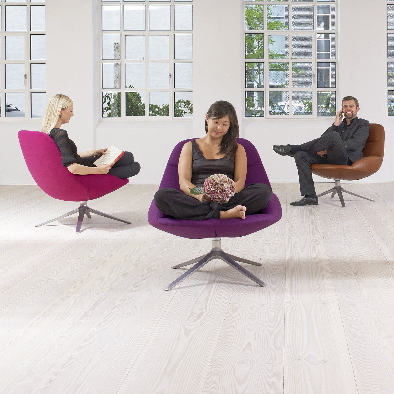 Uma Lounge Chairs Erik Joergensen