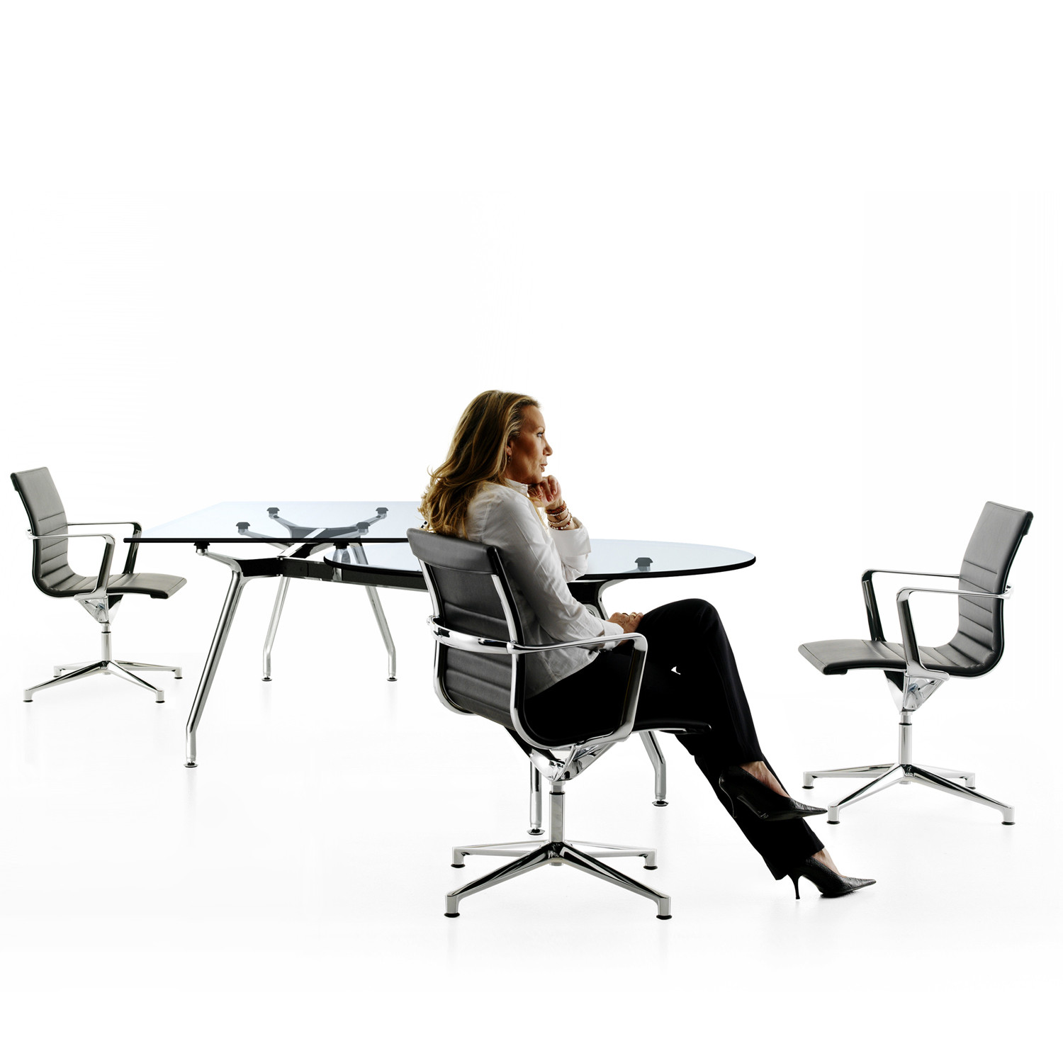 Unitable Executive Modular Desk System