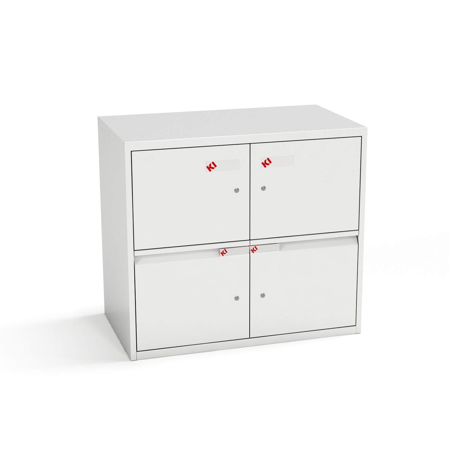 UniteSE Lockers - 4 compartments