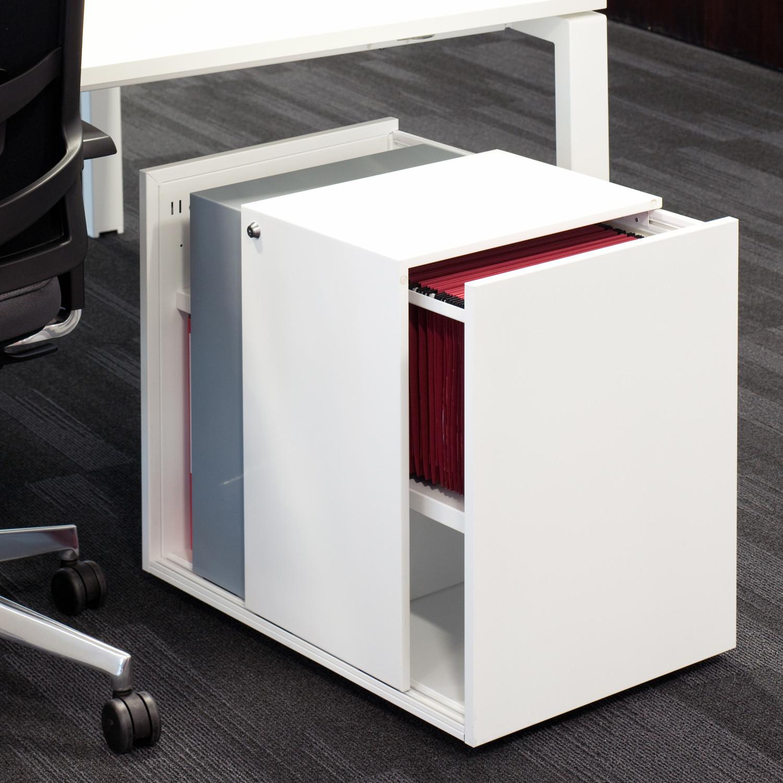 SpaceStation Personal Sotrage under desk pedestal