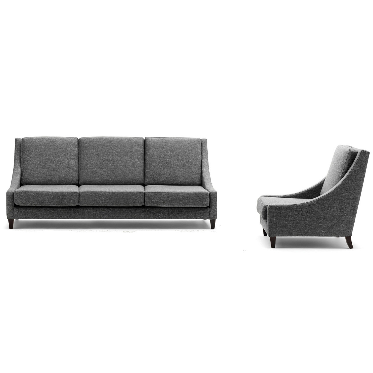 Vernon Sofa and Armchair