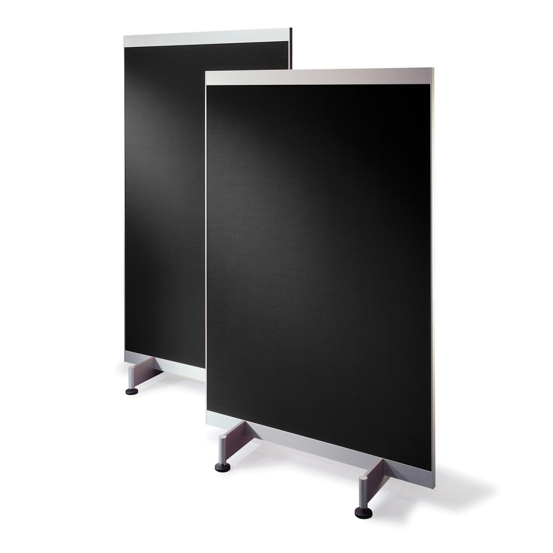 Vip black room divider