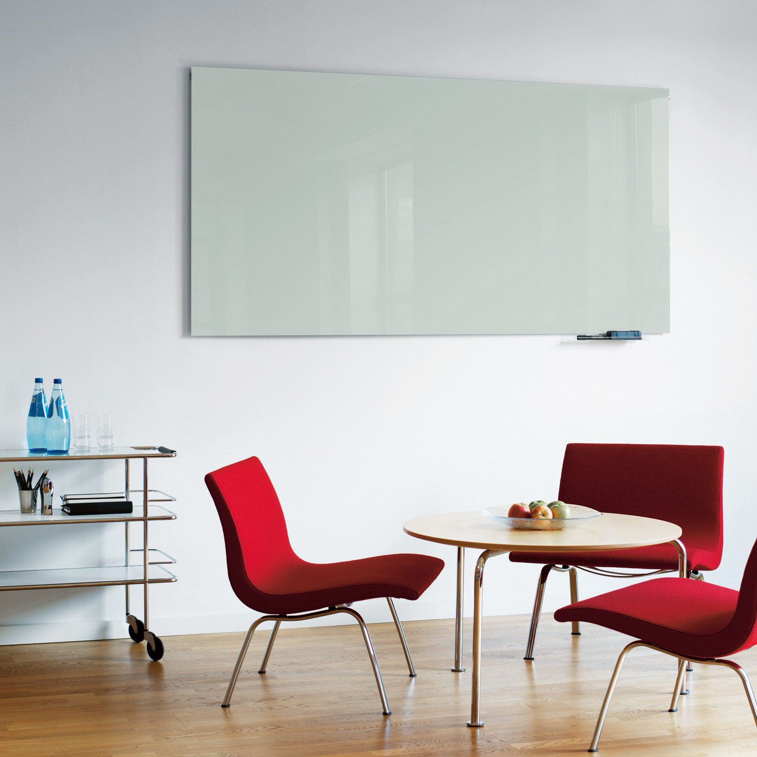 Vision Glass Writing Whiteboard