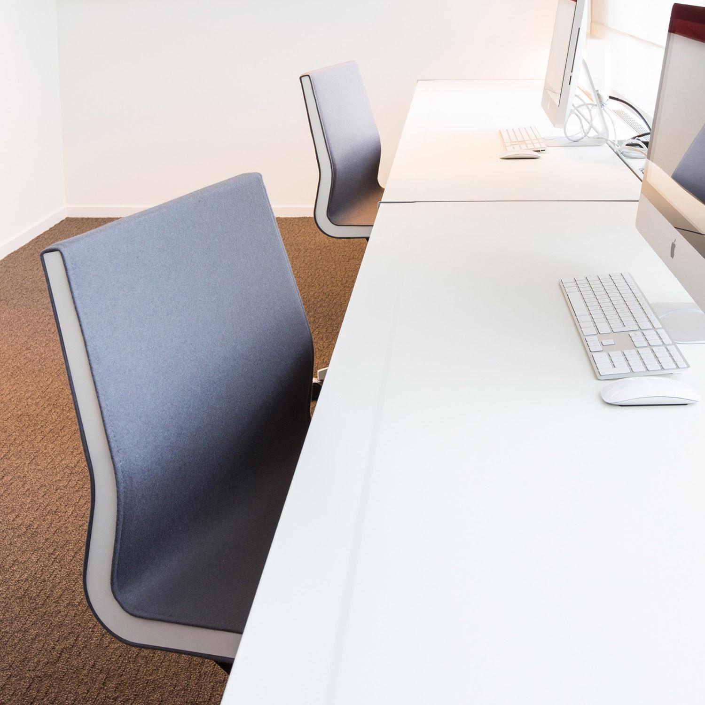Bulo Vincent Van Duysen Desk Chair