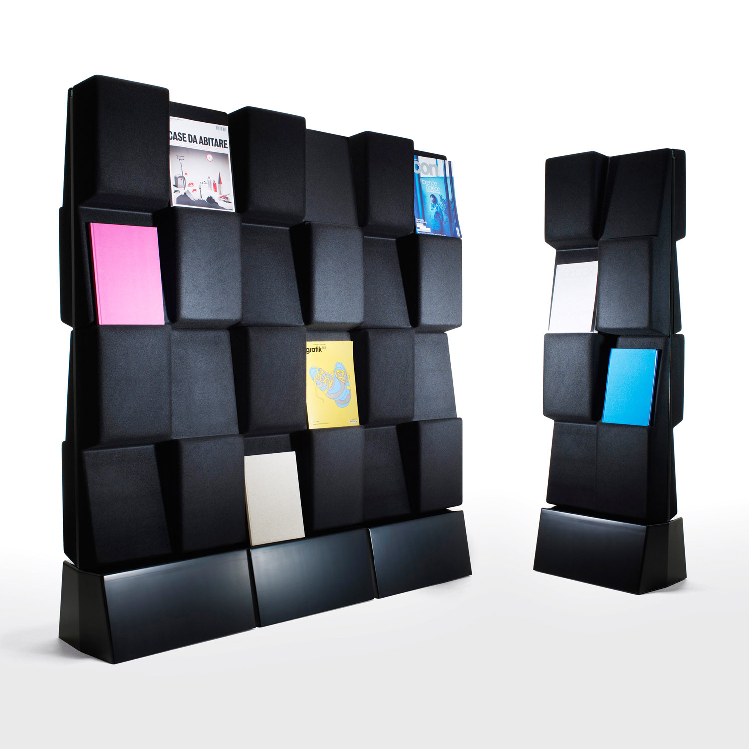 Window Magazine Display Stand