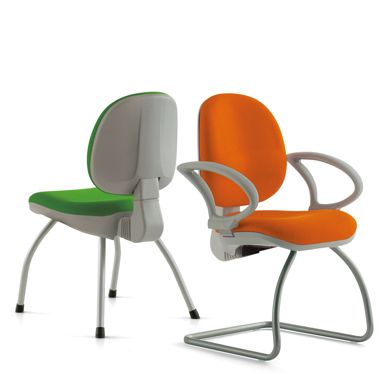 Wing Visitor's Chair by Luxy