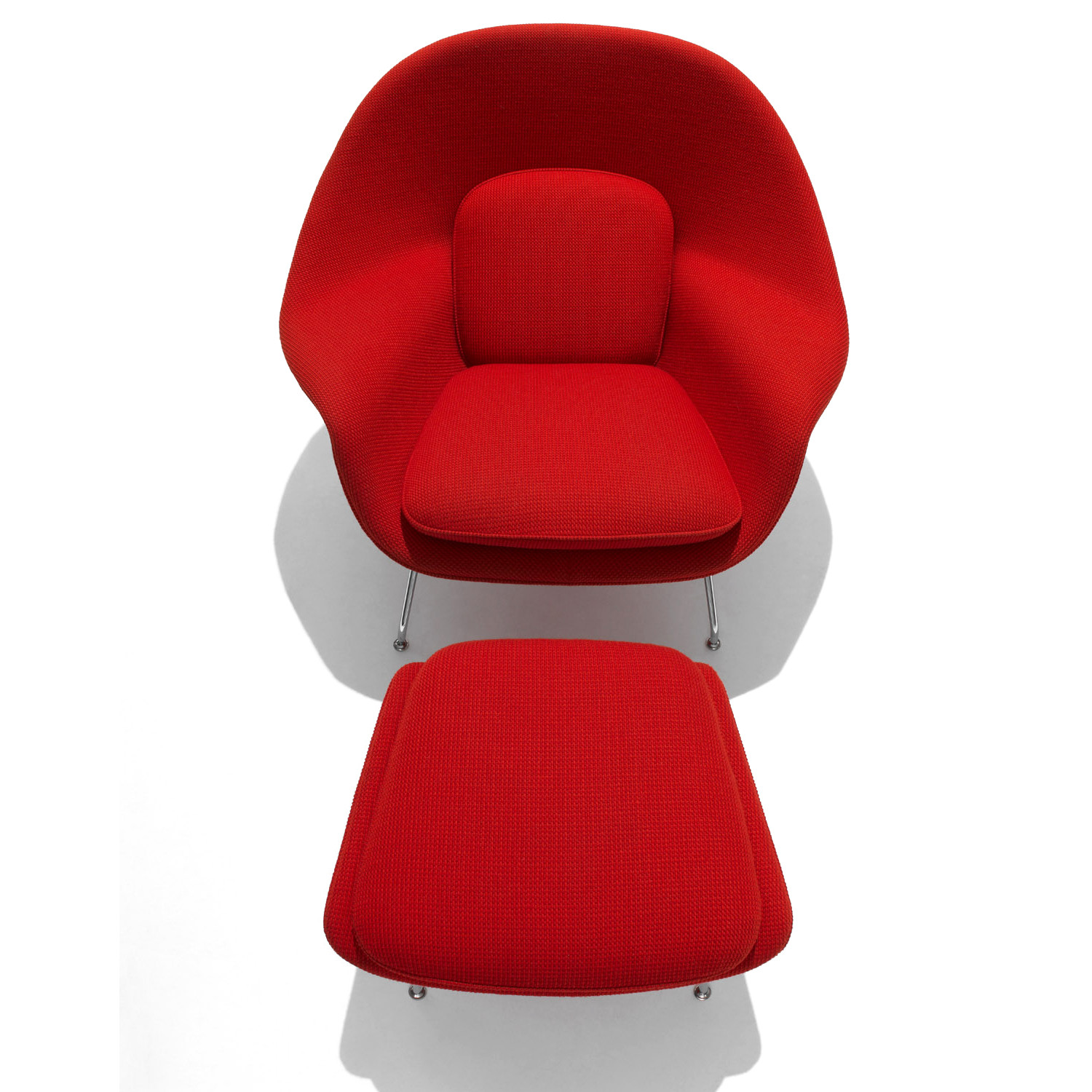 skandium chair womb