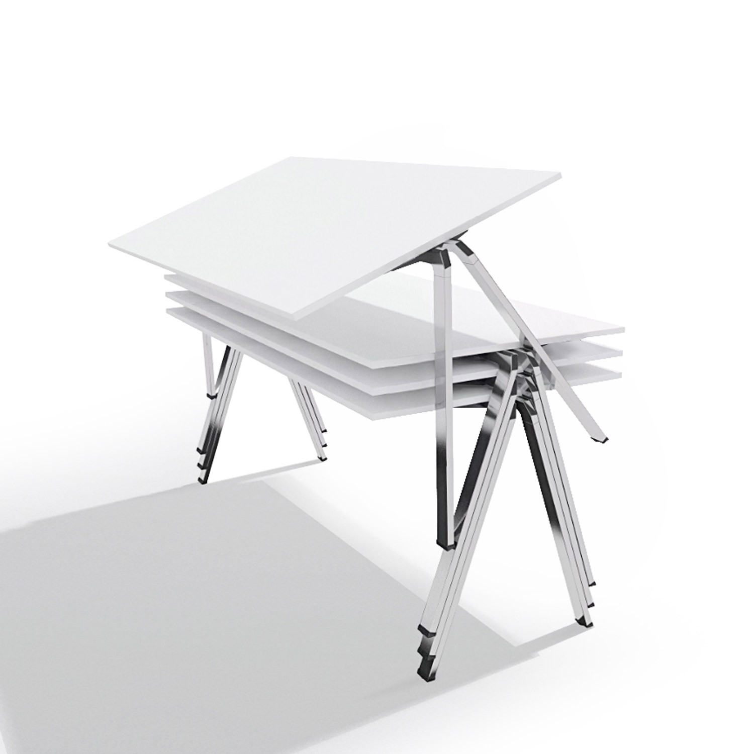Yuno Stacking Table