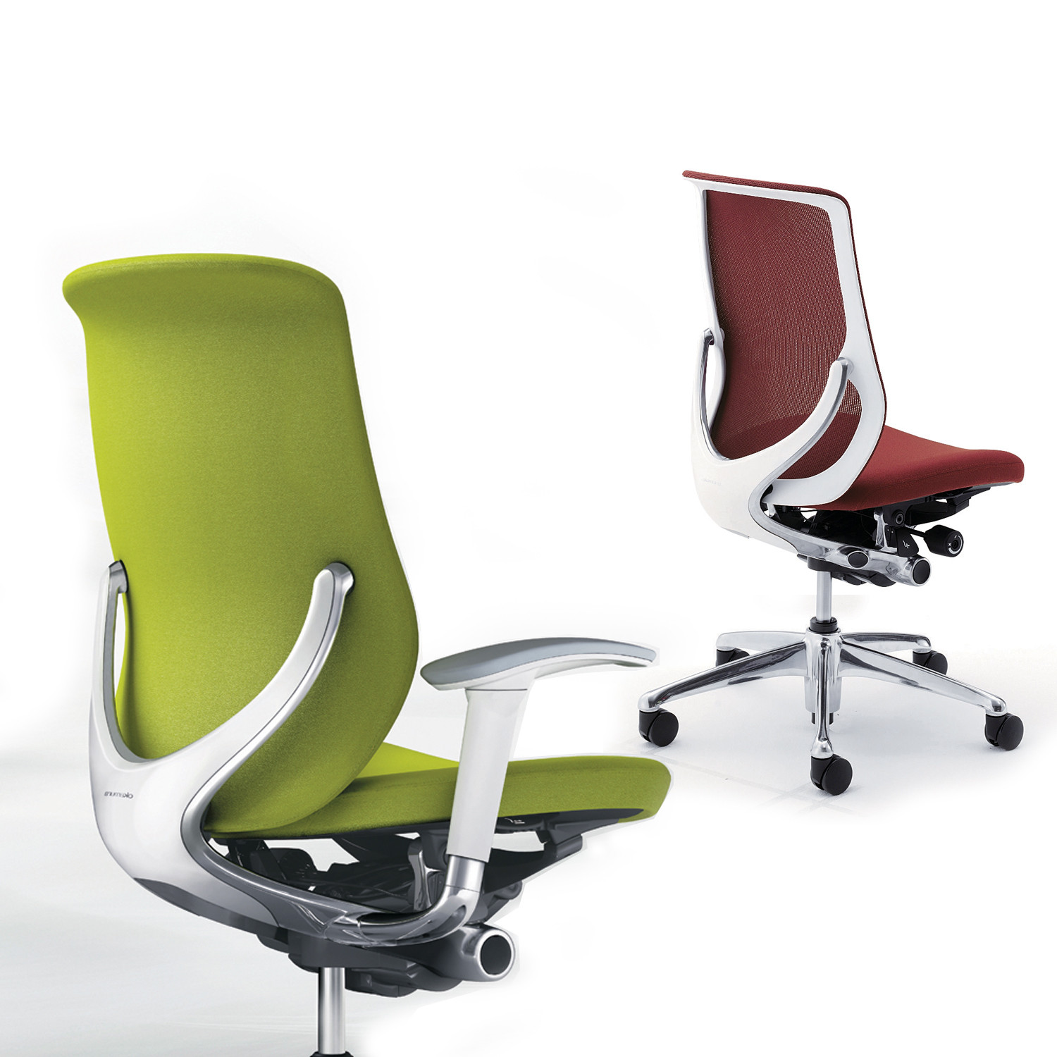 Zephyr Office Task Chairs Okamura Mesh Seating Apres Furniture