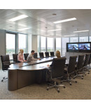 Bespoke AV Meeting Tables