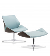 4+ Lounge Chair with Footstool